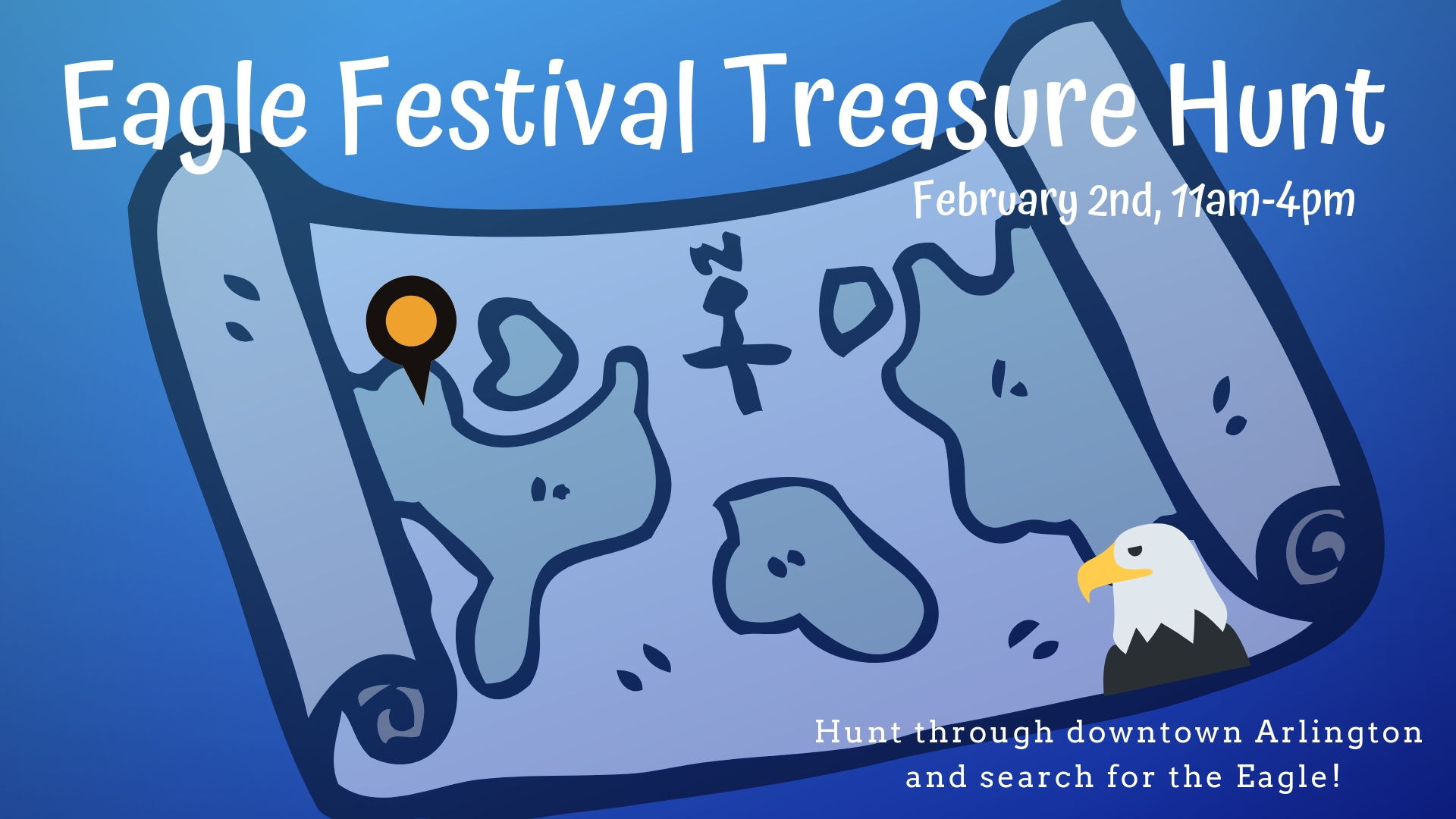 Eagle Festival Treasure Hunt | Stilly Valley Chamber of